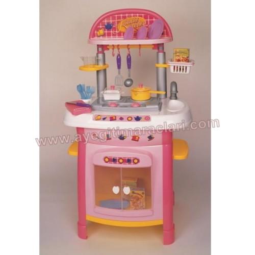 Pembe Mutfak Köşesi modelleri, Pembe Mutfak Köşesi fiyatı, anaokulu Mutfak Köşeleri fiyatları, anasınıfı Mutfak Köşeleri modelleri görselleri ve resimleri, anaokulu kreş malzemeleri