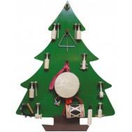 Çam Ağacı Modelli Müzik Köşesi