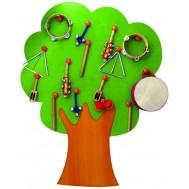 Ağaç Modelli Müzik Köşesi