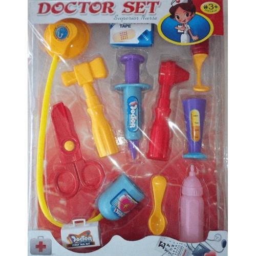 Renkli Doktor Seti modelleri, Renkli Doktor Seti fiyatı, anaokulu Sağlık ve Temizlik Köşeleri fiyatları, anasınıfı Sağlık ve Temizlik Köşeleri modelleri görselleri ve resimleri, anaokulu kreş malzemeleri
