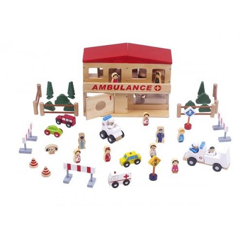 Ahşap Hastane Seti modelleri, Ahşap Hastane Seti fiyatı, anaokulu Trafik Köşesi fiyatları, anasınıfı Trafik Köşesi modelleri görselleri ve resimleri, anaokulu kreş malzemeleri