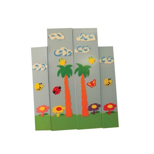 Palmiye Figürlü Kapı Giydirme modelleri, Palmiye Figürlü Kapı Giydirme fiyatı, anaokulu Kapı Giydirme fiyatları, anasınıfı Kapı Giydirme modelleri görselleri ve resimleri, anaokulu kreş malzemeleri