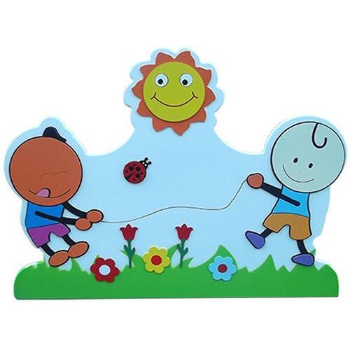 İp Çeken Çocuklar Figürlü Kompozisyon Çalışması modelleri, İp Çeken Çocuklar Figürlü Kompozisyon Çalışması fiyatı, anaokulu Kapı Giydirme fiyatları, anasınıfı Kapı Giydirme modelleri görselleri ve resimleri, anaokulu kreş malzemeleri