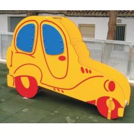 Araba Modelli Çocuk Kaydırağı