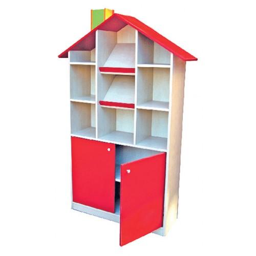 Çatılı Kitaplık modelleri, Çatılı Kitaplık fiyatı, anaokulu Kitaplıklar fiyatları, anasınıfı Kitaplıklar modelleri görselleri ve resimleri, anaokulu kreş malzemeleri