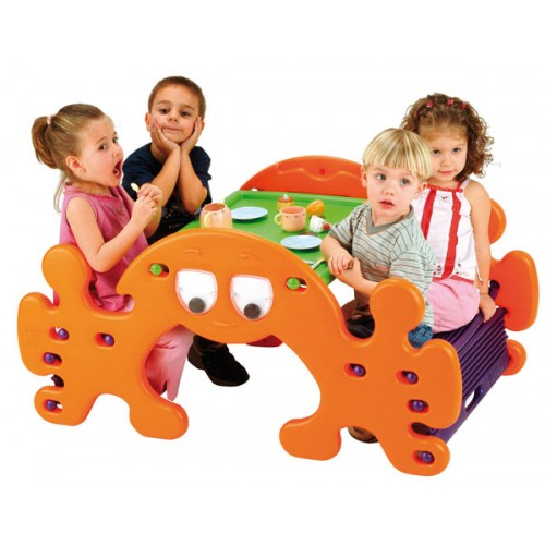 Eğlenceli Piknik Masası modelleri, Eğlenceli Piknik Masası fiyatı, anaokulu Masalar fiyatları, anasınıfı Masalar modelleri görselleri ve resimleri, anaokulu kreş malzemeleri