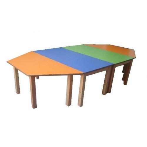 Dört Parça Masa modelleri, Dört Parça Masa fiyatı, anaokulu Masalar fiyatları, anasınıfı Masalar modelleri görselleri ve resimleri, anaokulu kreş malzemeleri