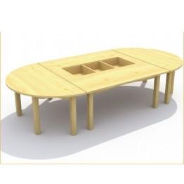 Montessori Sınıf Grup Masa