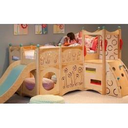 Yataklı Oyun Evi