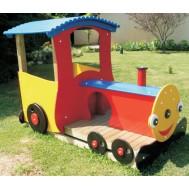 Lokomotif Modelli Oyun Evi
