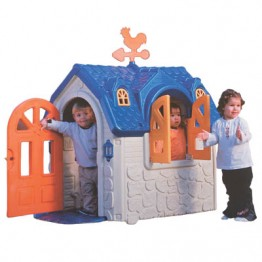 Horoz Figürlü Oyun Evi