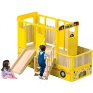 Otobüs Modelli Oyun Evi