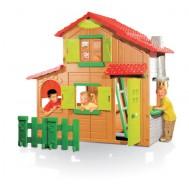 Çift Katlı Oyun Evi
