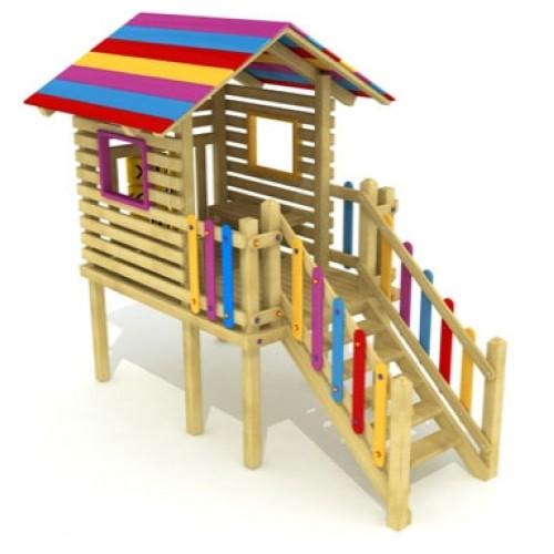 Ahşap Rengarenk Oyun Evi modelleri, Ahşap Rengarenk Oyun Evi fiyatı, anaokulu Oyun Evleri fiyatları, anasınıfı Oyun Evleri modelleri görselleri ve resimleri, anaokulu kreş malzemeleri