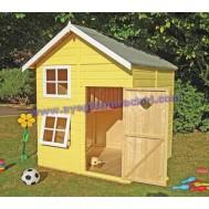 Sarı Renkli Oyun Evi