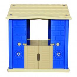 King House İki Kapılı Plastik Oyun Evi
