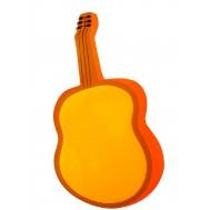 Gitar Figürlü Sınıf Panosu