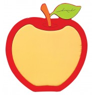 Renkli Elma Figürlü Sınıf Panosu