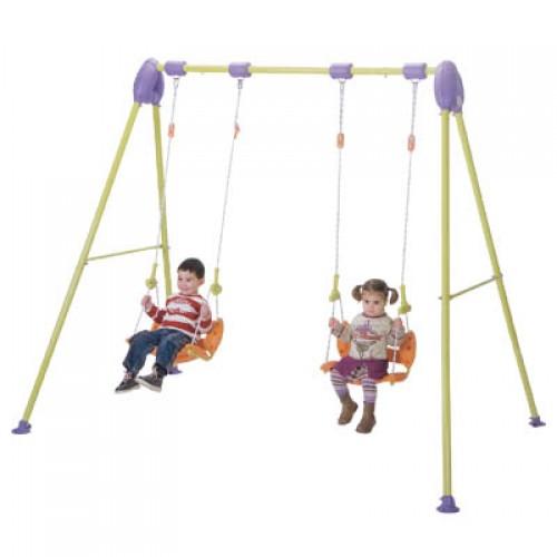 İkili  Çocuk Salıncağı modelleri, İkili  Çocuk Salıncağı fiyatı, anaokulu Salıncaklar fiyatları, anasınıfı Salıncaklar modelleri görselleri ve resimleri, anaokulu kreş malzemeleri
