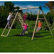 Tırmanmalı Çocuk Salıncak Grubu