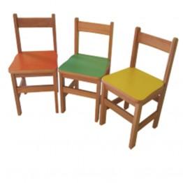Çocuk Sandalyesi - Ahşap Sandalye