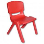 Plastik Anaokulu Sandalyesi