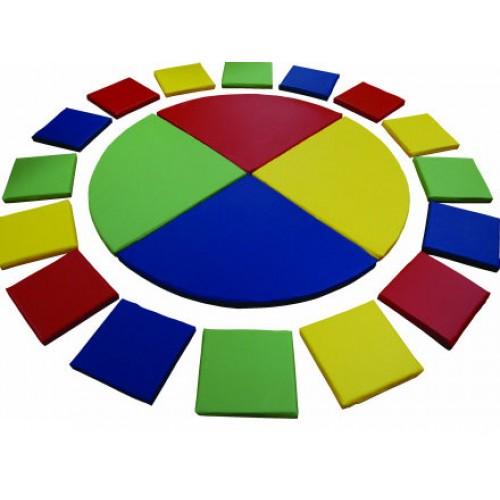 Oyun Minderi fiyatı 520.00 TL, Oyun Minderi modelleri, anaokulu Sünger Grupları ve Minderler çeşitleri, Sünger Grupları ve Minderler fiyatları