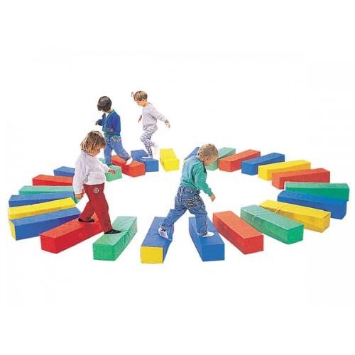 Jimnastik Denge Blok Seti modelleri, Jimnastik Denge Blok Seti fiyatı, anaokulu Sünger Grupları ve Minderler fiyatları, anasınıfı Sünger Grupları ve Minderler modelleri görselleri ve resimleri, anaokulu kreş malzemeleri