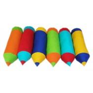 Renkli Kalem Yastıklar
