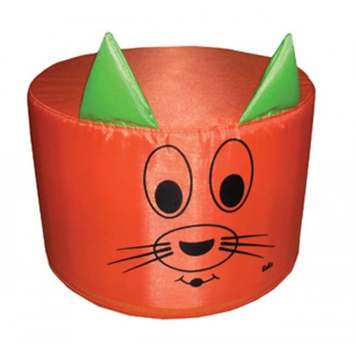 Mini Kedi puf modelleri, Mini Kedi puf fiyatı, anaokulu Sünger Grupları ve Minderler fiyatları, anasınıfı Sünger Grupları ve Minderler modelleri görselleri ve resimleri, anaokulu kreş malzemeleri