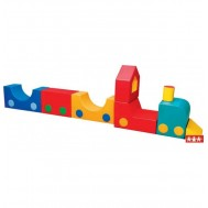 Soft Play Oyun Grubu - Tren Vagon