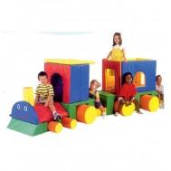 Soft Play Oyun Grubu - Sünger Oyun Treni