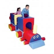 Soft Play Oyun Grubu - Oyun Treni-1