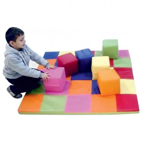 Soft Play Oyun Grubu, minder fiyatları, soft play, renk tanıma minderleri