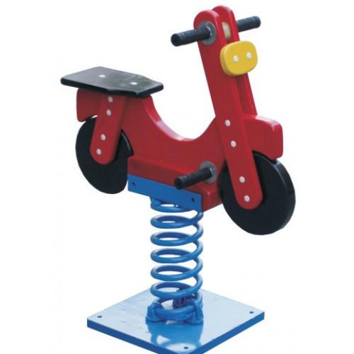 Motosiklet Modelli Çocuk Zıpzıp modelleri, Motosiklet Modelli Çocuk Zıpzıp fiyatı, anaokulu Tahterevalli - Zıpzıp fiyatları, anasınıfı Tahterevalli - Zıpzıp modelleri görselleri ve resimleri, anaokulu kreş malzemeleri