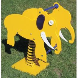 Sarı Fil Modelli Çocuk Zıpzıp