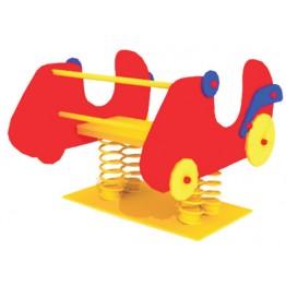 Renkli Araba Modelli Çocuk Zıpzıp