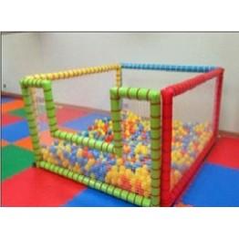Fileli Küçük Top Havuzu 150x150x100 cm