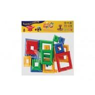 PİRAMİT LEGO (POŞETLİ) 20 PARÇA