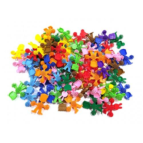 ELELE LEGO (POŞETLİ) 57 PARÇA