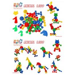 ANIMAL LEGO  70 PARÇA