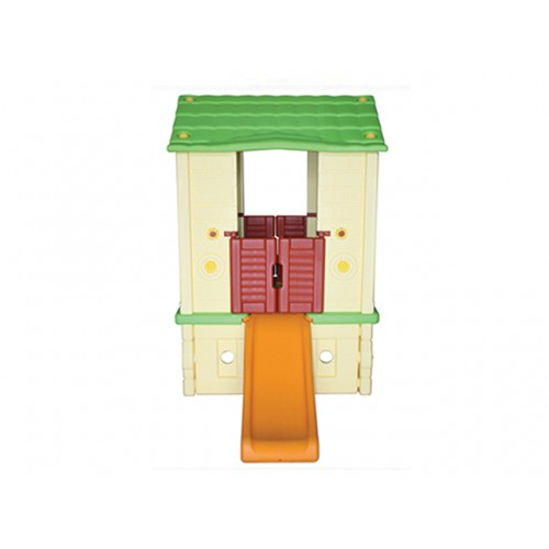 PLASTİK KRAL EV İKİ KAPILI KAYDIRAKLI modelleri, PLASTİK KRAL EV İKİ KAPILI KAYDIRAKLI fiyatı, anaokulu Oyun Evleri fiyatları, anasınıfı Oyun Evleri modelleri görselleri ve resimleri, anaokulu kreş malzemeleri