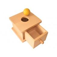 TOPLU KARAR KUTUSU - TODDLER IMBUCARE BOX WITH BALL