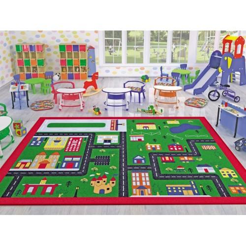 Kasaba Çocuk Halısı modelleri, Kasaba Çocuk Halısı fiyatı, anaokulu Oyun Halıları fiyatları, anasınıfı Oyun Halıları modelleri görselleri ve resimleri, anaokulu kreş malzemeleri