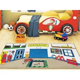 Garaj Çocuk Halısı