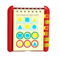 PocketYUP 4-6 Yaş Çocuk Bulmacası (Görsel Algı Alıştırmaları)
