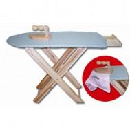 Ahşap Ütü Masası ve Ahşap Çamaşırlık