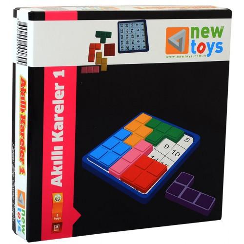 AKILLI KARELER 1 modelleri, AKILLI KARELER 1 fiyatı, anaokulu Akıl ve Zeka Oyunları fiyatları, anasınıfı Akıl ve Zeka Oyunları modelleri görselleri ve resimleri, anaokulu kreş malzemeleri