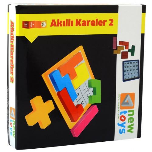 AKILLI KARELER 2 modelleri, AKILLI KARELER 2 fiyatı, anaokulu Akıl ve Zeka Oyunları fiyatları, anasınıfı Akıl ve Zeka Oyunları modelleri görselleri ve resimleri, anaokulu kreş malzemeleri