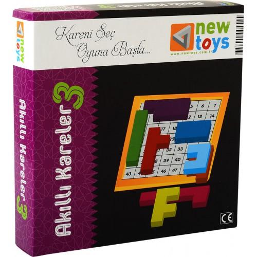 AKILLI KARELER 3 modelleri, AKILLI KARELER 3 fiyatı, anaokulu Akıl ve Zeka Oyunları fiyatları, anasınıfı Akıl ve Zeka Oyunları modelleri görselleri ve resimleri, anaokulu kreş malzemeleri